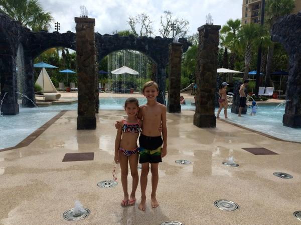 Four Seasons Orlando water park