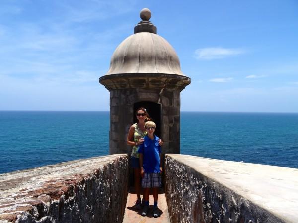 Old San Juan fort