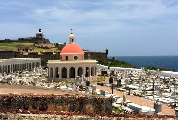Castillo San Felipe del Morro fort, San Juan