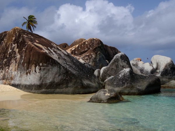 The Baths on Virgin Gorda