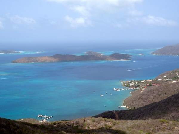 British Virgin Islands views