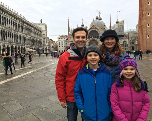 Saint Mark's Square is a close walk from Hotel L'Orologio