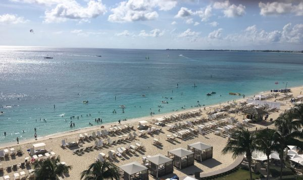 Ritz Carlton Grand Cayman on Seven Mile Beach