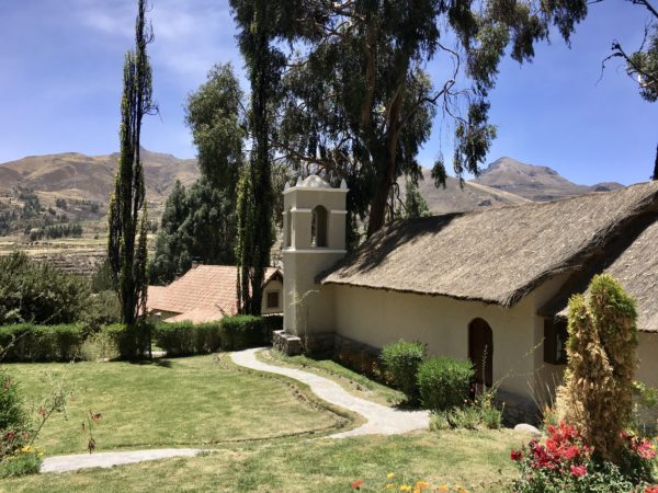 Grounds at Belmond Las Casitas, Colca Canyon