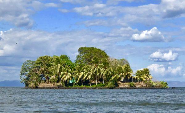 Island in Lake Nicaragua