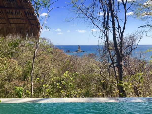View from a Two Bedroom Villa with Pool at Morgan's Rock