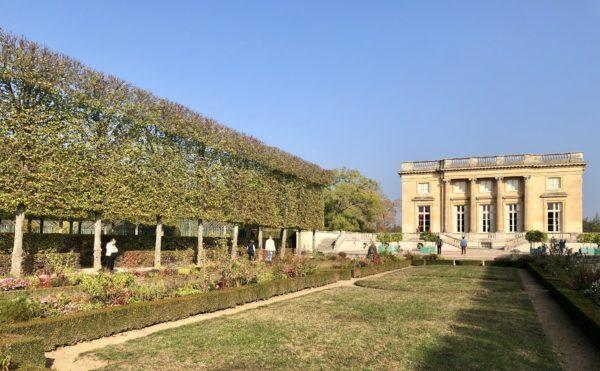 Marie Antoinette's home, Versailles