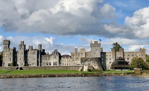 The magic of Ashford Castle